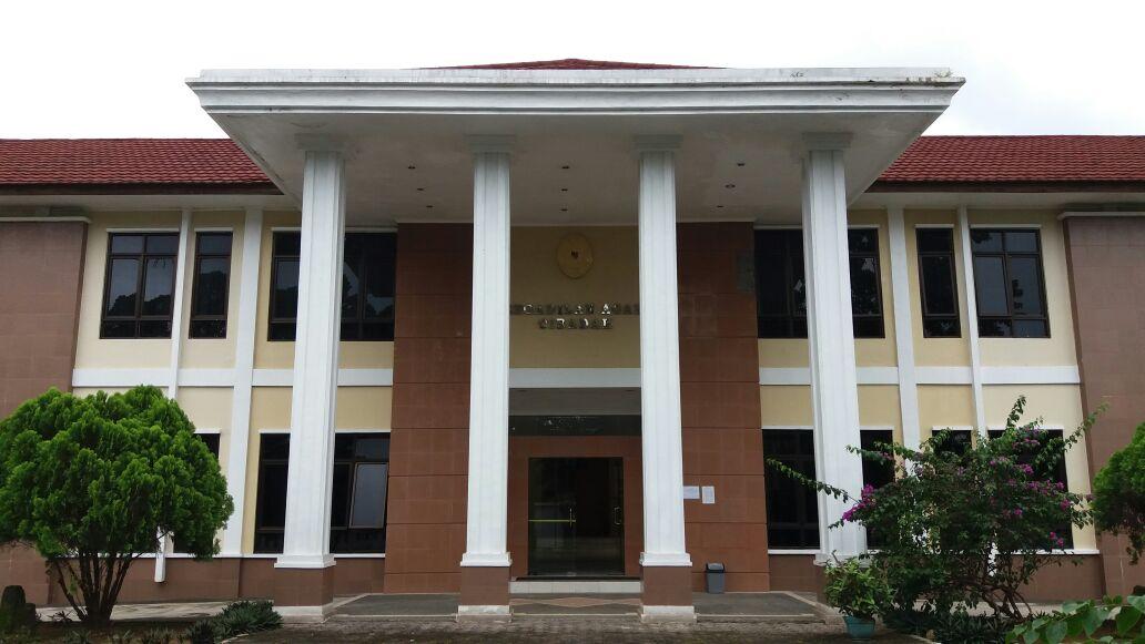 Foto Gedung Kantor PA Cibadak baru